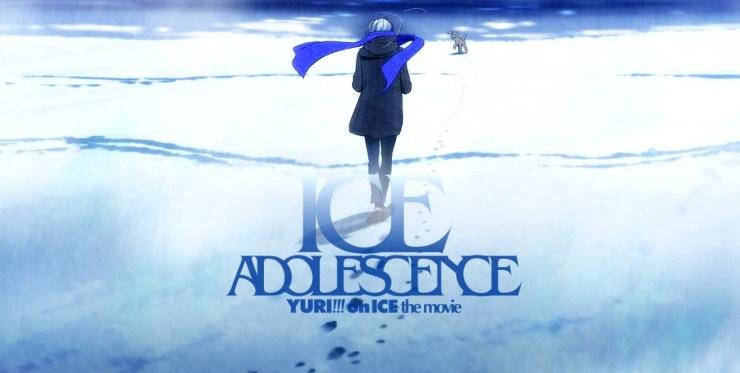 película Yuri on Ice Adolescense
