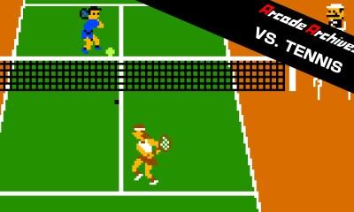 vs. tennis nes