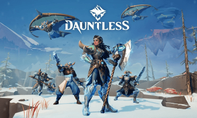 Dauntless reforjado