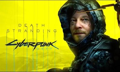 death stranding cyberpunk 2077 crossover