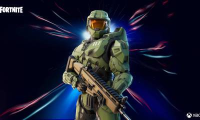 Jefe Maestro Halo Fortnite