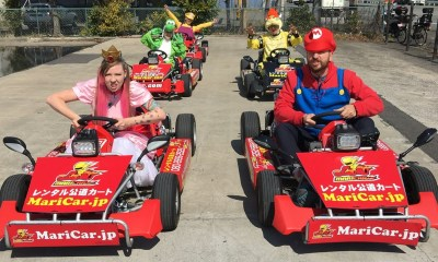 Mario Kart Nintendo demanda