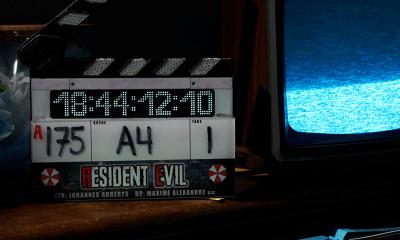 película de Resident Evil