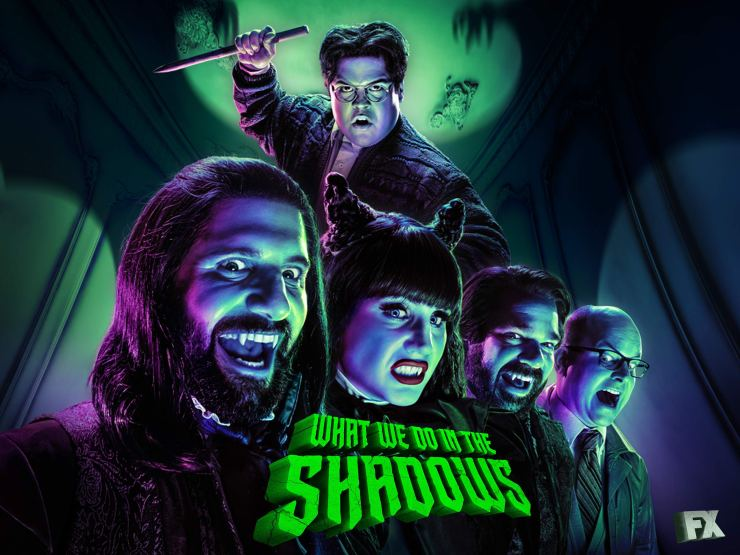 What We do in The Shadows (temporada 2) mejores series 2020