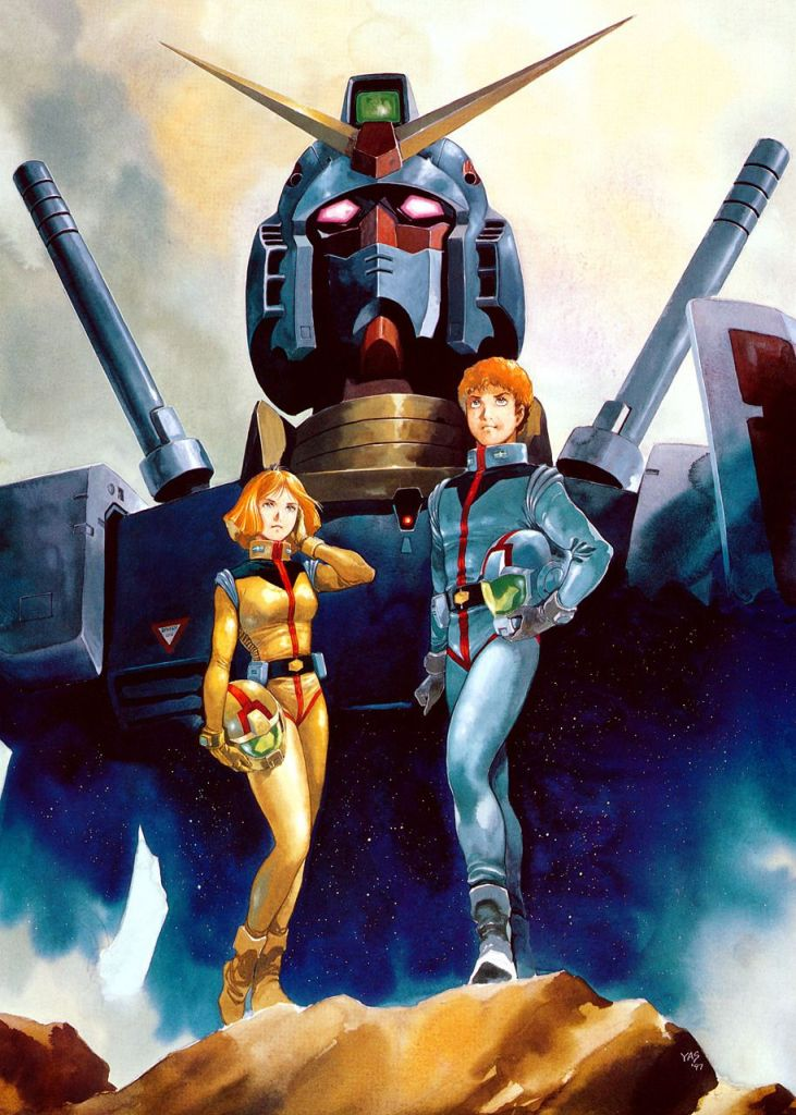 mobile suit Gundam 0079 primera serie latam español subtítulos donde ver
