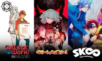 Temporada anime 2021