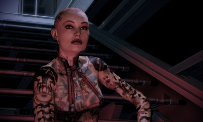 jack mass effect 2 sexualidad pansexual