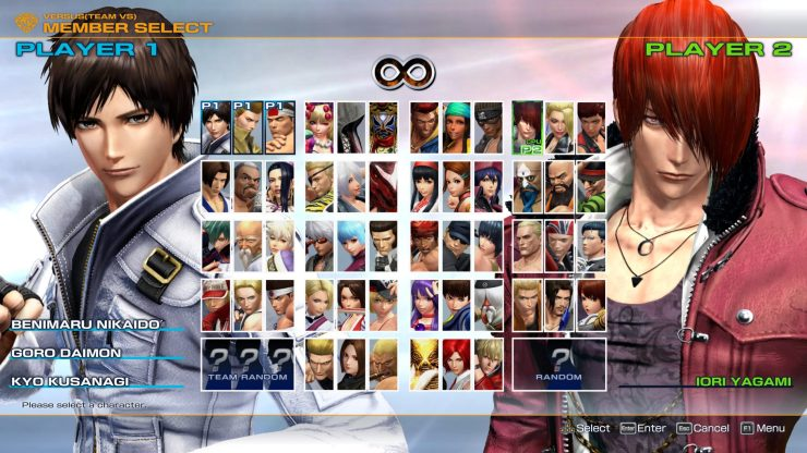 Qué contenido trae The King of Fighters XIV Ultimate Edition