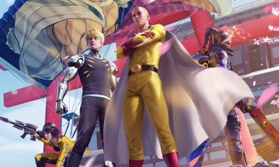 free fire one punch man fecha