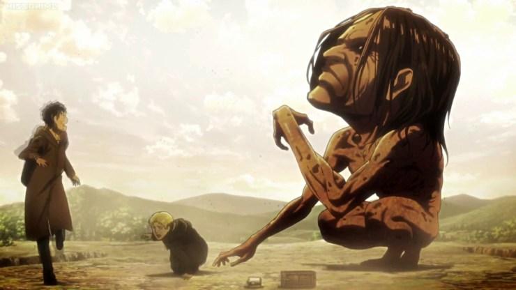 poderes nueve titanes SNK Shingeki no Kyojin manga anime