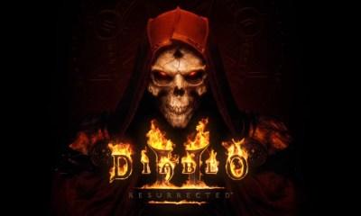 Blizzcon 2021 Diablo II Resurrected