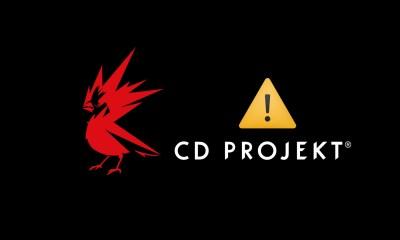 CD Projekt hackers
