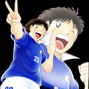 Captain Tsubasa Aoi Shingo