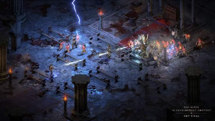 Diablo II: Resurrected Blizzcon 2021