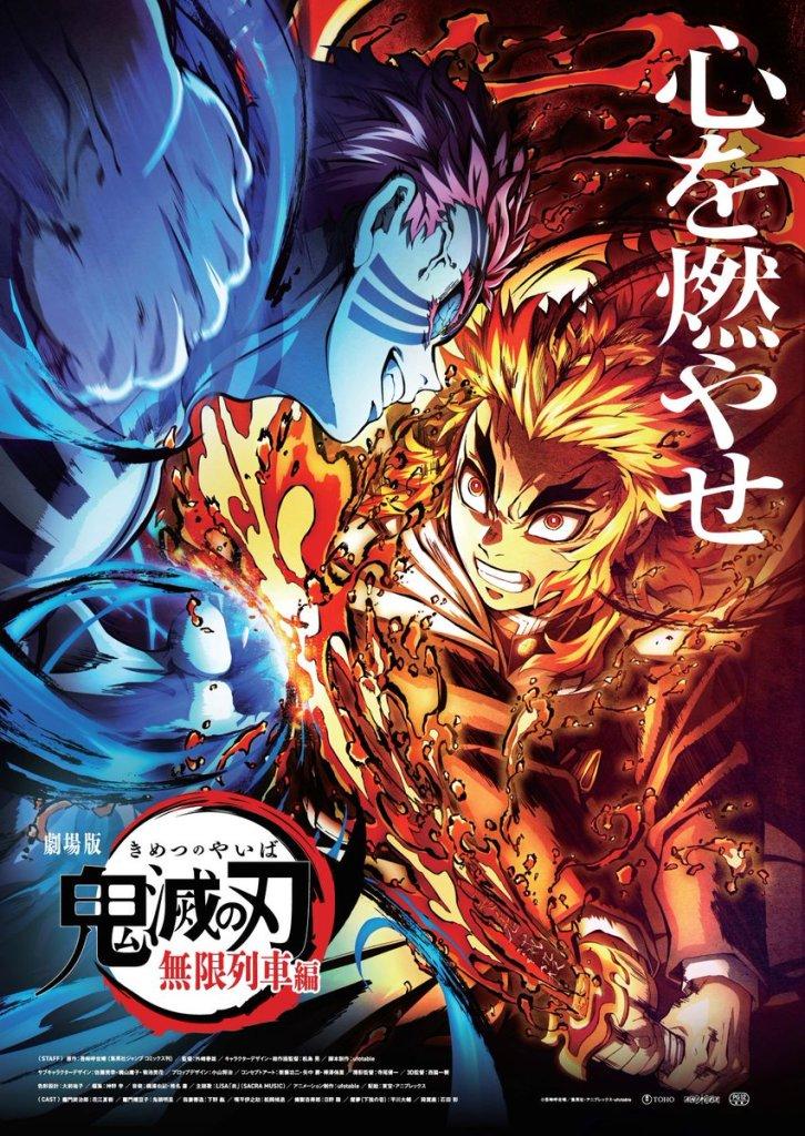 Kimetsu no Yaiba: Mugen Ressha-Hen Demon Slayer Premios Óscar