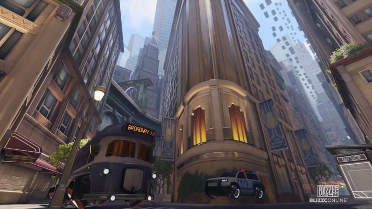 New York Overwatch 2 Blizzcon 2021