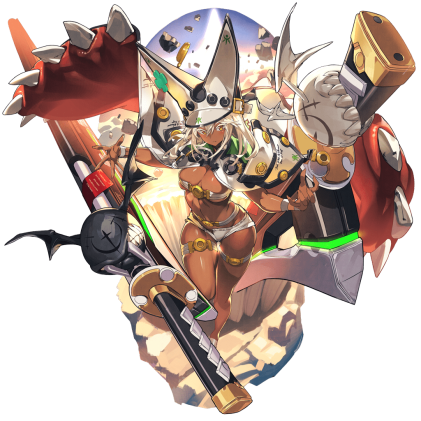 Ramlethal Valentine Guilty Gear Strive