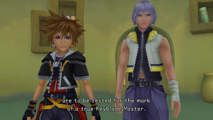 Kingdom Hearts Dream Drop Distance HD