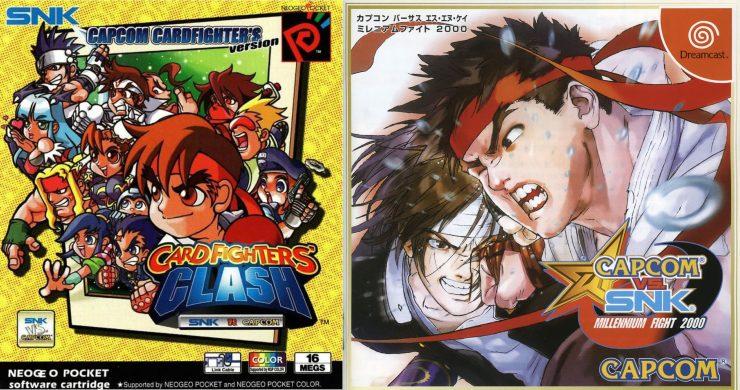 SNK vs. Capcom: The Match of the Millennium reseña