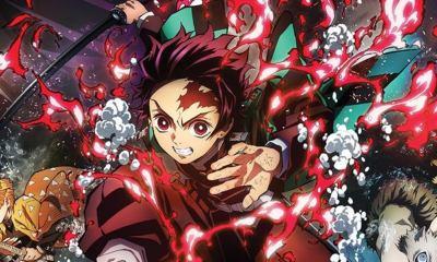 Kimetsu no Yaiba Demon Slayer película Mugen Train fecha colombia latinoamérica