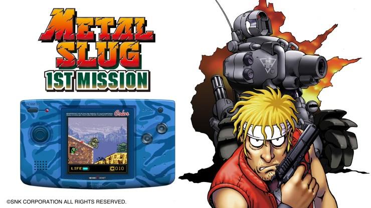 NeoGeo Pocket Color Selection Vol. 1 Switch 10 juegos snk