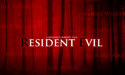 Resident Evil nueva película 2021 personajes fecha