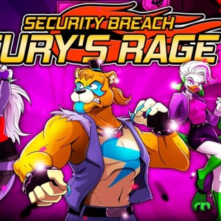 Security Breach: Fury's Rage es un juego gratis oficial de FNAF