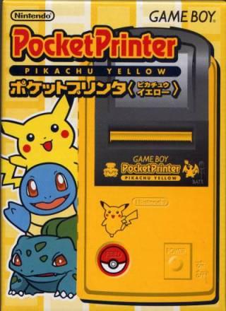 game boy printer pokémon