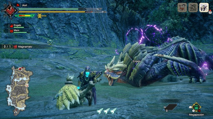monster hunter rise análisis crítica reseña switch