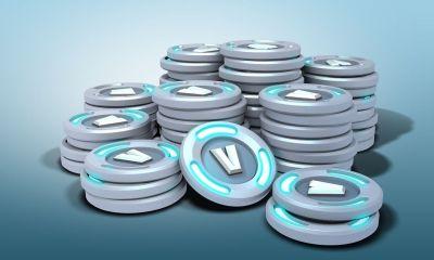fortnite v-bucks monedas v coliseo campeones modo creativo desafío