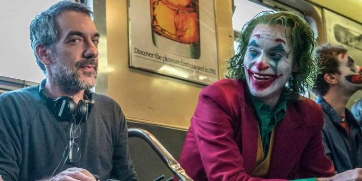 Guasón Joker secuela Batman