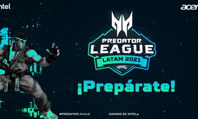 Predator League LATAM Street Fighter 2021