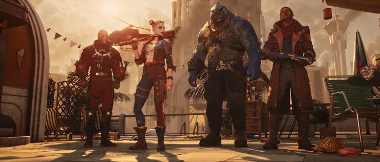 Suicide Squad Kill Justice League juego jugabilidad historia trama doblaje requisitos
