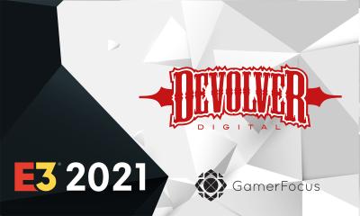Devolver Digital E3 2021 presentación MaxPass+ shadow warrior 3 yomi wizard gun inscryption demon throttle