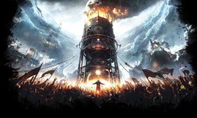 Frostpunk juego gratis epic games store