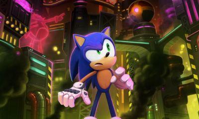 Así podría lucir la serie de Sonic en Netflix, según arte conceptual filtrado