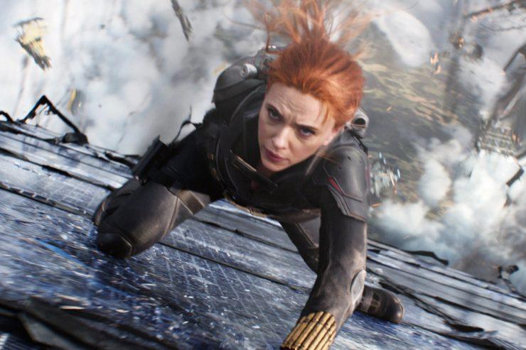 Black Widow Viuda Negra marvel Reseña crítica análisis película