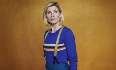 Jodie Whittaker y Chris Chibnall abandonarán Doctor Who en 2022