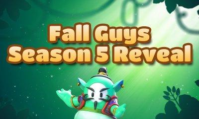Fall Guys así será la temporada 5, aventura en la selva, y la fecha en que llegará