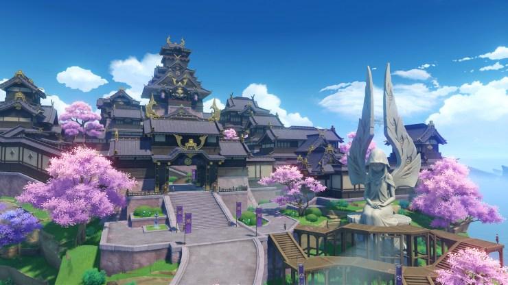 Genshin Impact Inazuma, nuevos personajes y armas de la diosa inmutable y la utopía eterna 2.0 actualización