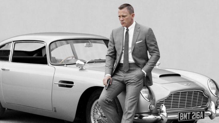007 James Bond llega a Rocket League en su Aston Martin DB5
