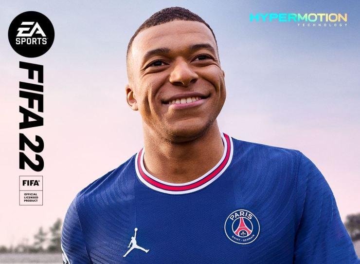 FIFA 22 fecha lanzamiento mbappe portada hypermotion consolas cambios edition ultimate FUT