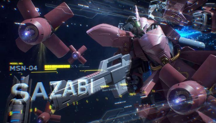 Gundam Evolution será un juego gratis de batallas por equipos