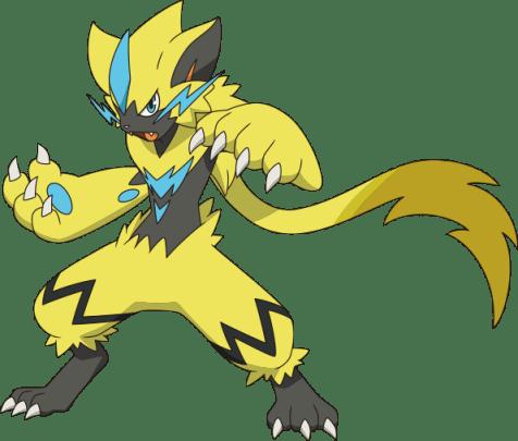 Pokémon Unite: fecha de lanzamiento en Switch y cómo obtener a Zeraora gratis