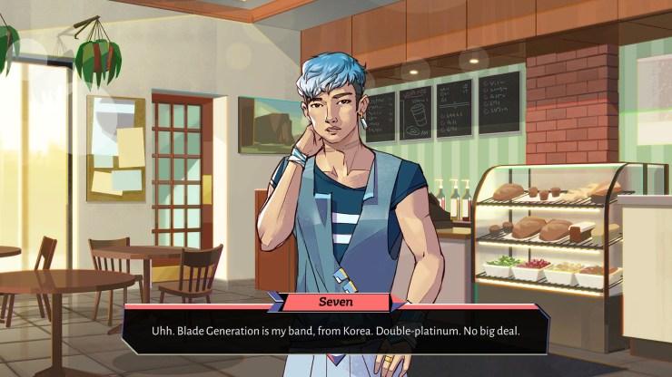 Boyfriend Dungeon Reseña crítica análisis juego videojuego kitfox games simuldor de citas roguelike