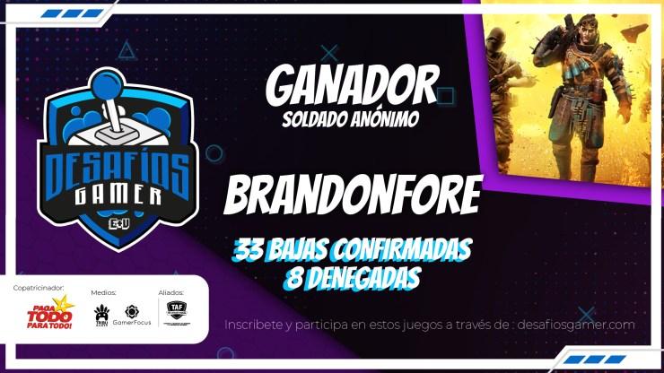 Desafíos Gamer Temporada 3 retos ganadores resultados torneos videojuegos colombia