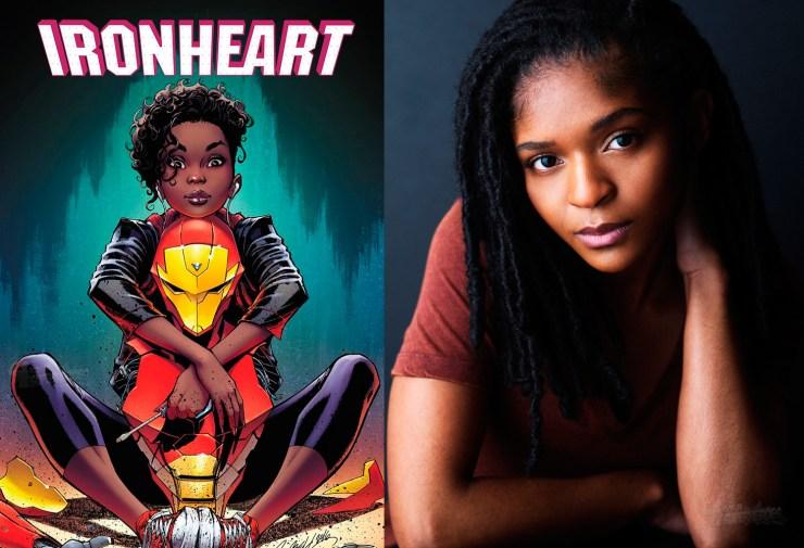 Riri Williams, Ironheart, aparecerá en Black Panther Wakanda Forever antes de protagonizar su serie