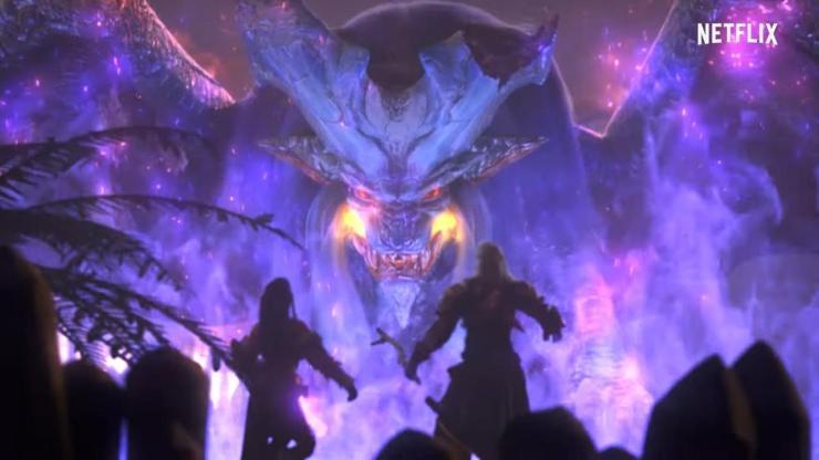 Monster Hunter Leyendas del Gremio Netflix Reseña crítica análisis legends of the guild