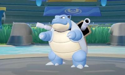 Pokémon Unite: ya conocemos la fecha de llegada de Blastoise
