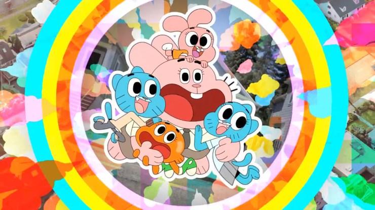Increíble mundo gumball película nueva serie HBO Max Cartoon Network